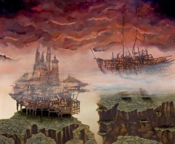 Columbus's Dream