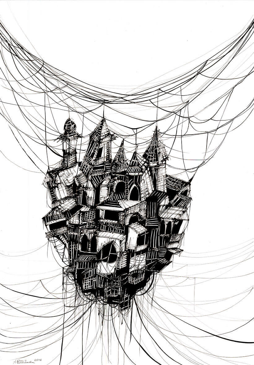 invisible cities calvino Calvino formed into images of cities — the books i read, the art exhibitions i visited, and discussions with friends and yet, all these pages put together did not make a book: for.