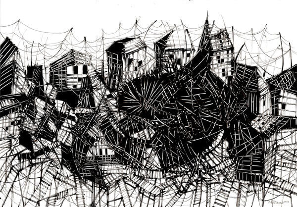 Italo Calvino's Invisible Cities Chaos